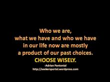 ChooseWisely